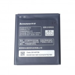 Lenovo A536 Battery BL210 2000mAh
