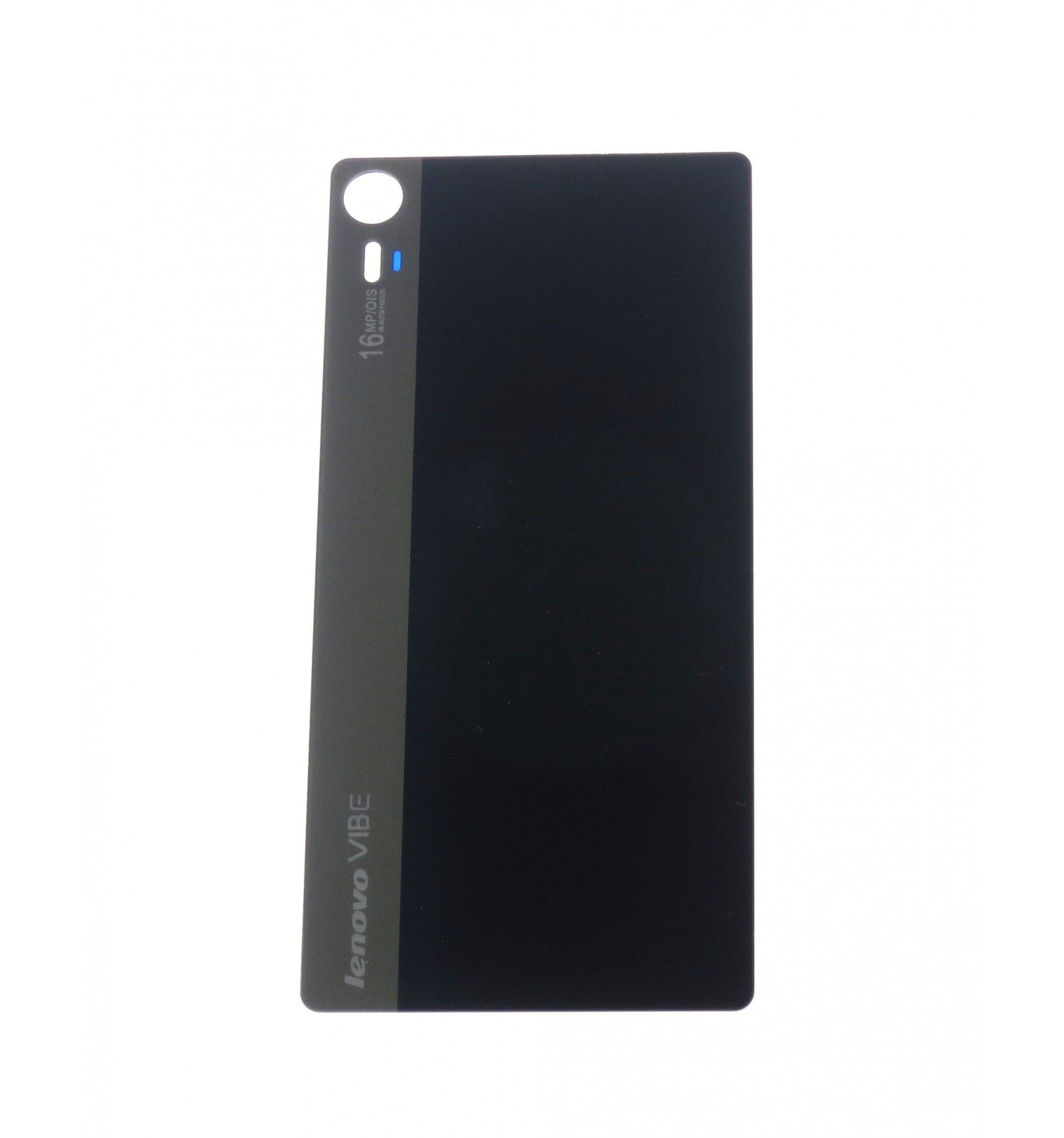 Battery cover black replacement for Lenovo Vibe Shot
