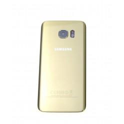 Samsung Galaxy S7 Edge G935F - Kryt zadní zlatá - originál