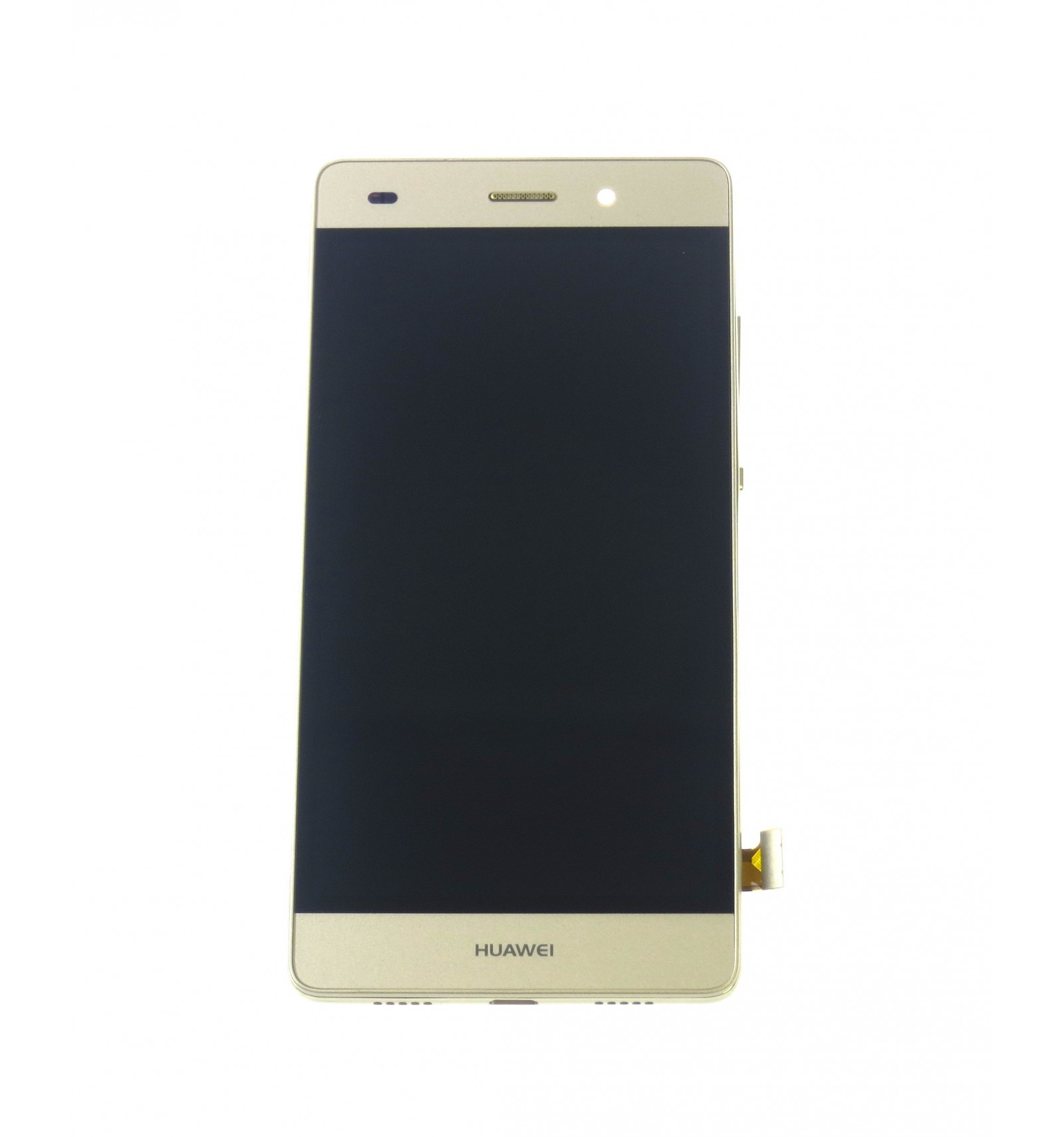 lcd touch screen front panel gold oem for huawei p8 lite ale l21. Black Bedroom Furniture Sets. Home Design Ideas