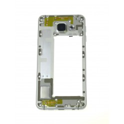 Samsung Galaxy A3 A310F (2016) Middle frame white - original