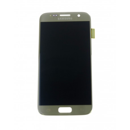 Samsung Galaxy S7 G930F LCD + touch screen silver - original
