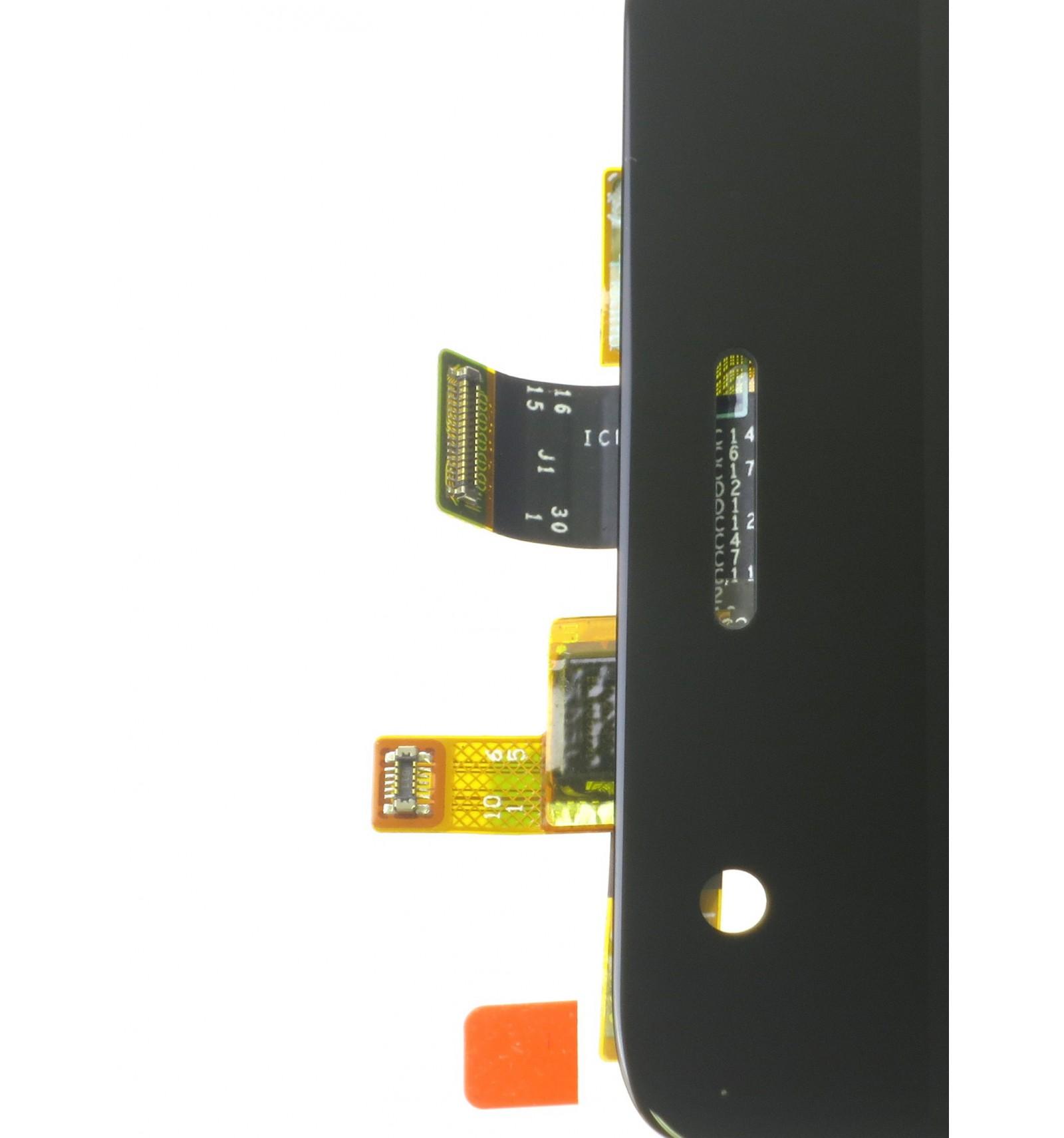 Lcd Touch Screen Black Oem For Lenovo Zuk Z2 Tempered Glass Full Cover 2
