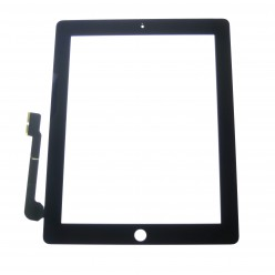 Apple iPad 3/4 - Dotyková plocha černá