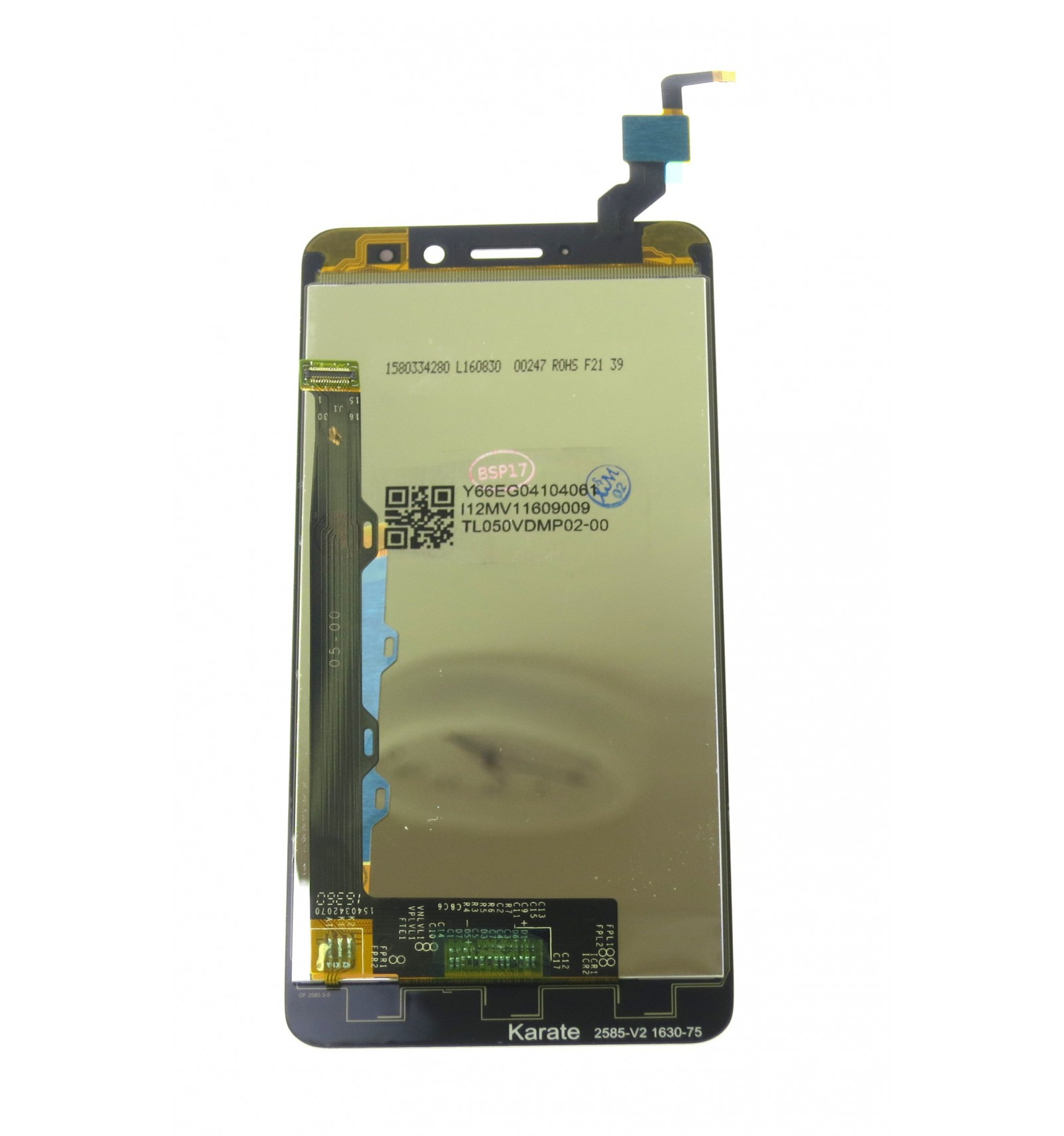 Lenovo Vibe K6 LCD touch screen black original