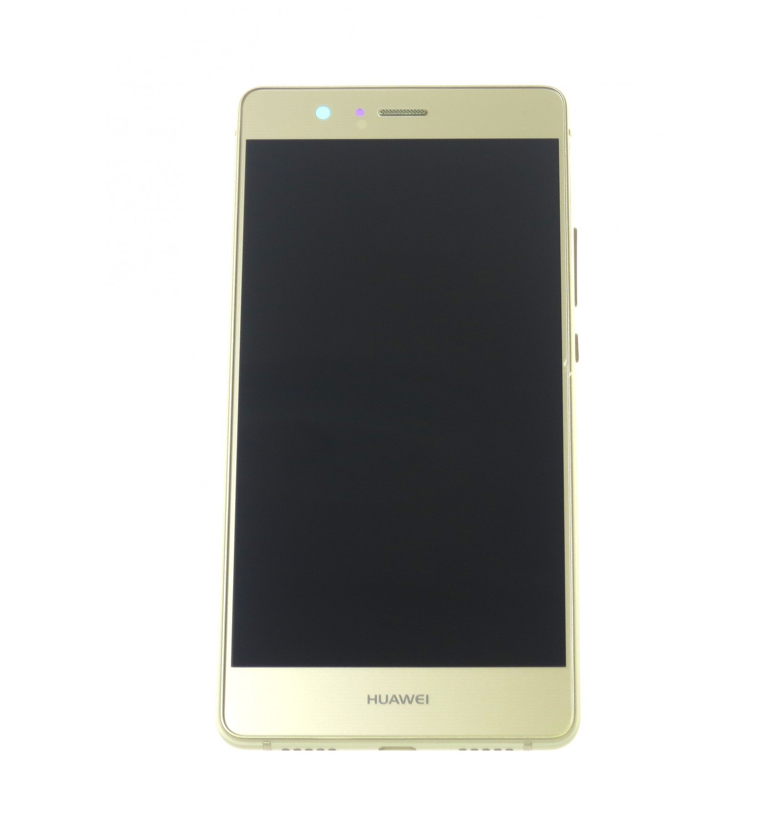 LCD Touch Screen Front Panel Gold OEM For Huawei P9