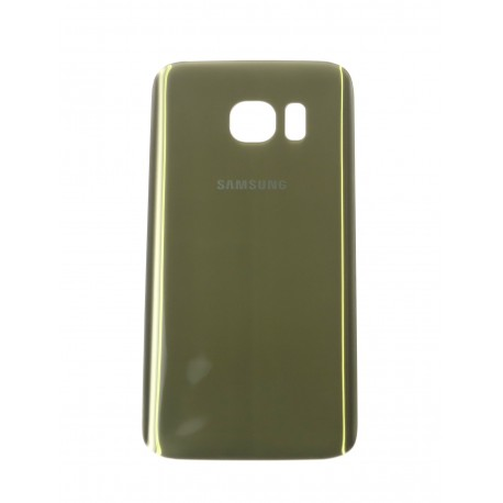 Samsung Galaxy S7 G930F Battery cover gold