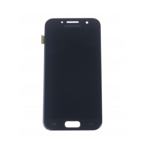 Samsung Galaxy A3 (2017) A320F LCD + touch screen black - original
