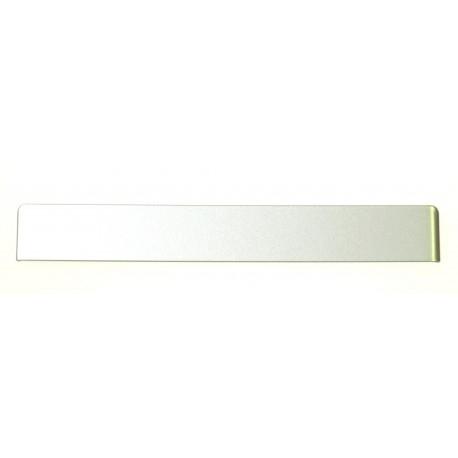 Sony Xperia XZ Dual F8332, XZ F8331 - Dekoračná krytka zadného krytu strieborná - originál