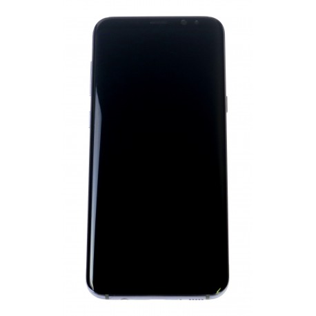 Samsung Galaxy S8 Plus G955F LCD displej + dotyková plocha + rám fialová - originál