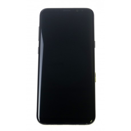 Samsung Galaxy S8 Plus G955F LCD + touch screen + front panel black - original
