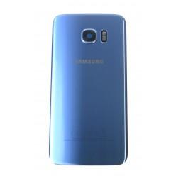 Samsung Galaxy S7 Edge G935F - Battery cover blue - original