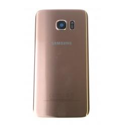 Samsung Galaxy S7 Edge G935F - Kryt zadní růžová - originál