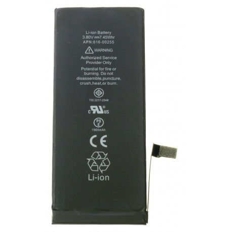 Apple iPhone 7 Battery APN: 616-00255