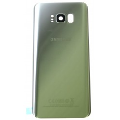 Samsung Galaxy S8 Plus G955F Battery cover silver - original