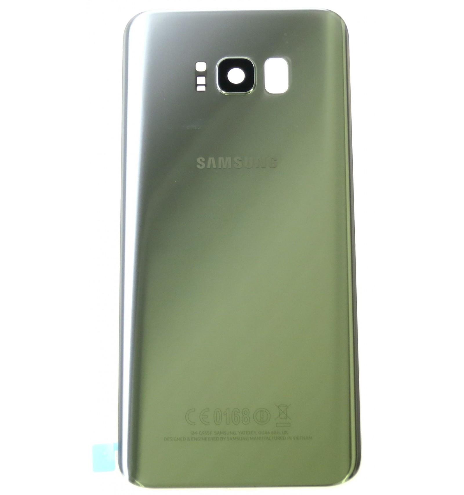 Kryt zadný strieborná originál na Samsung Galaxy S8 Plus G955F GH82 ... a1ad860cd2f