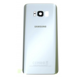 Samsung Galaxy S8 G950F - Battery cover silver - original