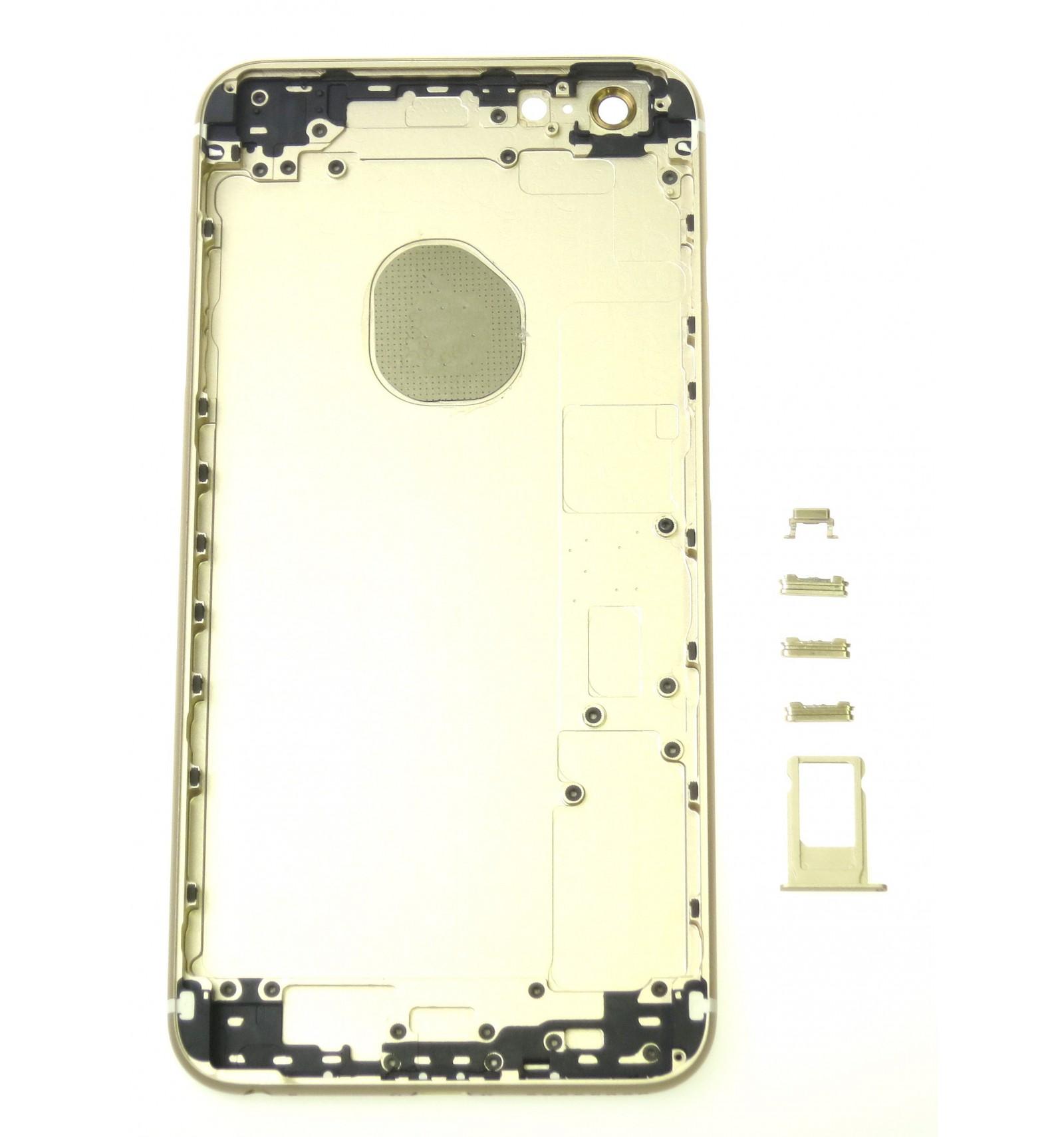 Kryt zadný zlatá náhrada na Apple iPhone 6s Plus  3c6a47da689
