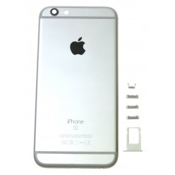 Apple iPhone 6s kryt zadný čierna OEM