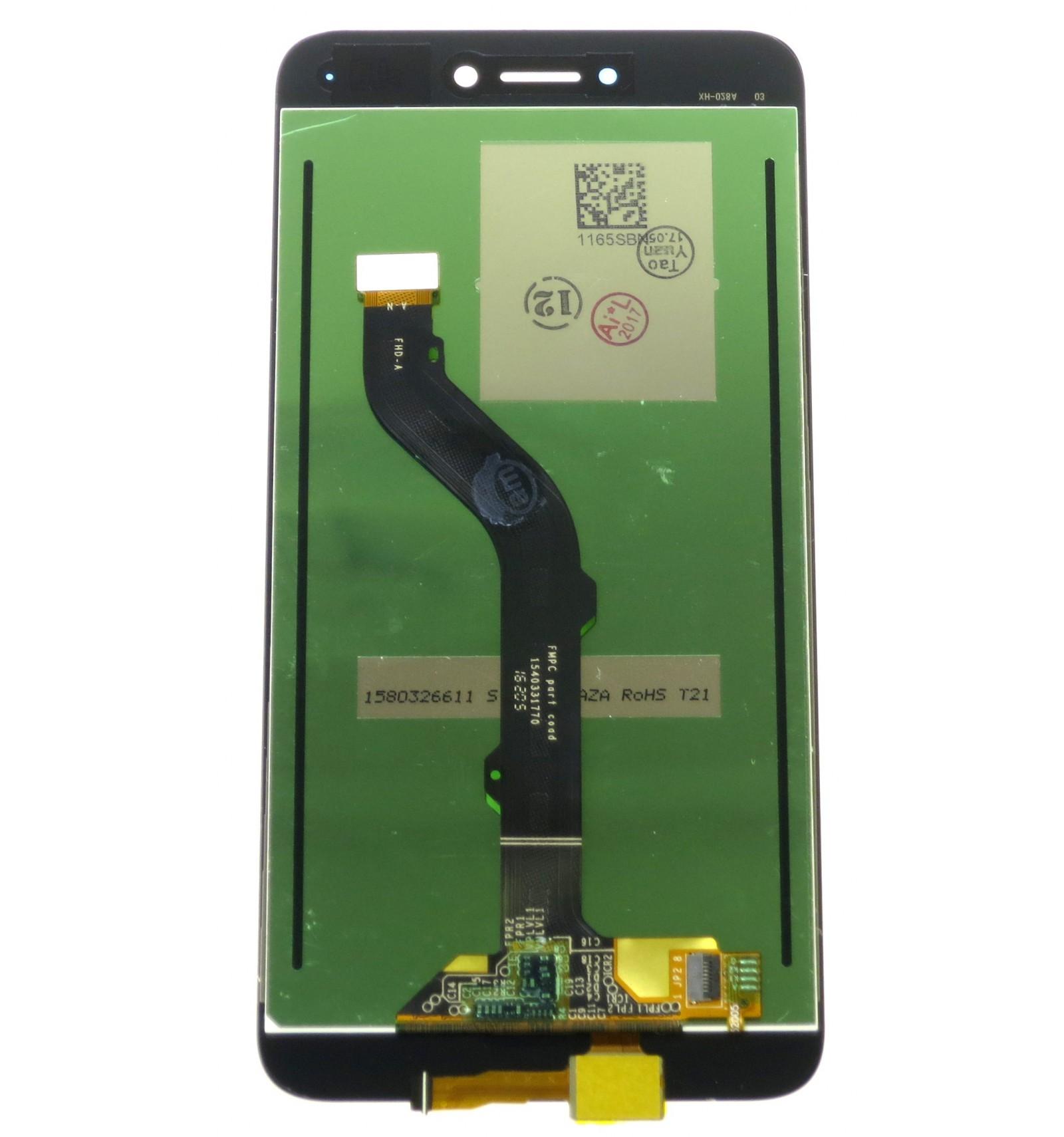 Huawei P9 Lite 2017 PRA L21 LCD Touch Screen Black OEM