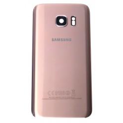 Samsung Galaxy S7 G930F - Battery cover pink - original