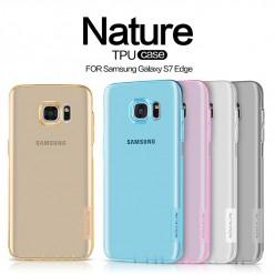 Samsung Galaxy S7 Edge G935F Nillkin Nature TPU puzdro šedá