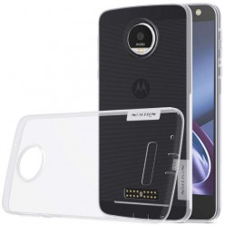 Lenovo Moto Z - Nillkin Nature TPU cover clear