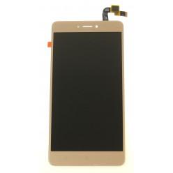 Xiaomi Redmi Note 4x - LCD displej + dotyková plocha zlatá