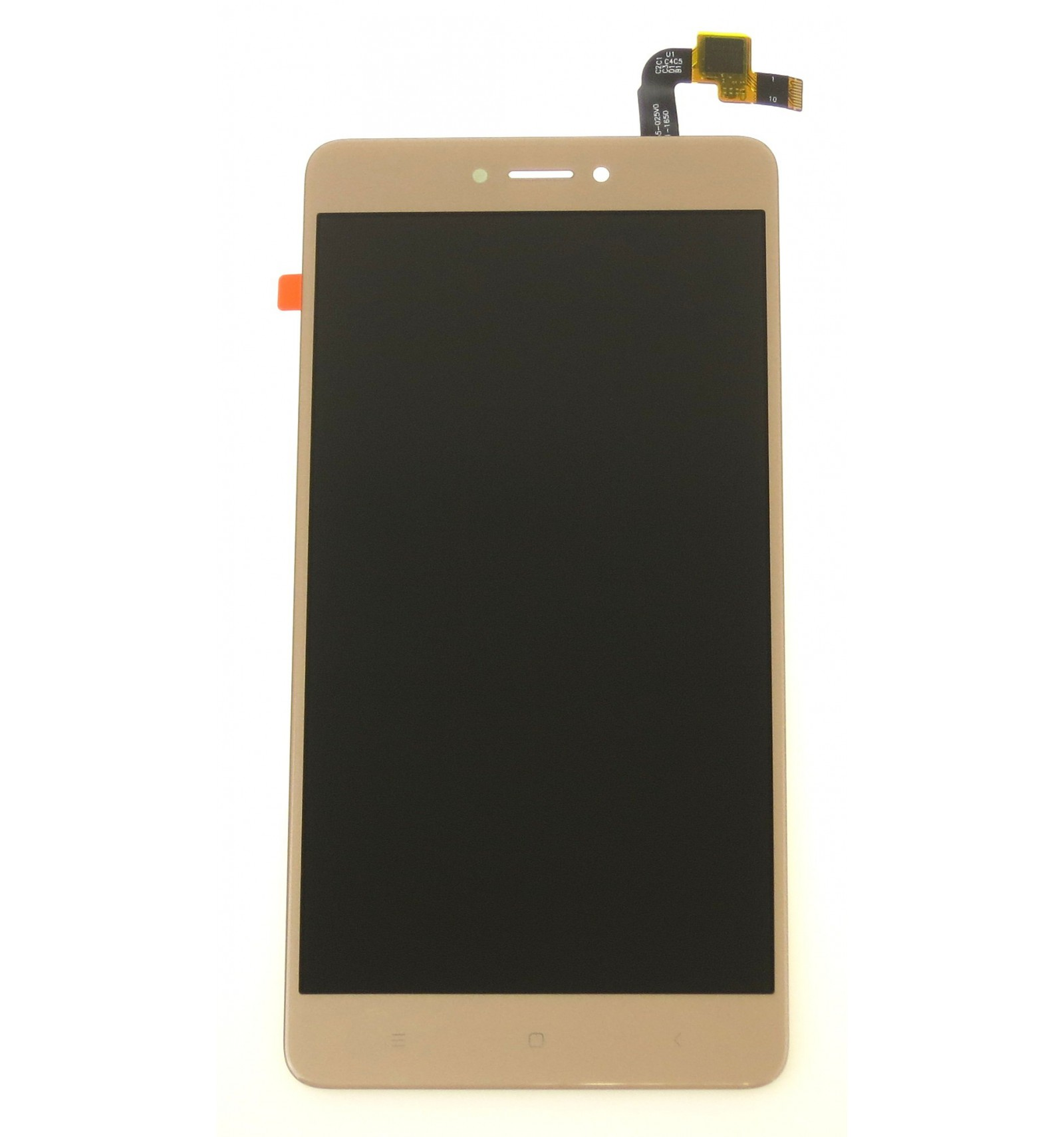 Lcd Touch Screen Gold Oem For Xiaomi Redmi Note 4x
