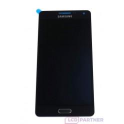 Samsung Galaxy A5 A500F - LCD displej + dotyková plocha čierna - originál