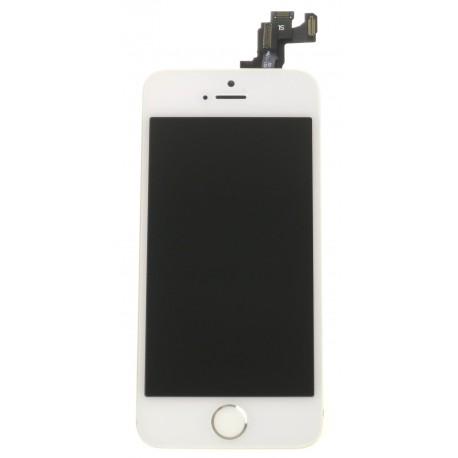 Apple iPhone SE LCD displej + dotyková plocha + malé diely biela - TianMa