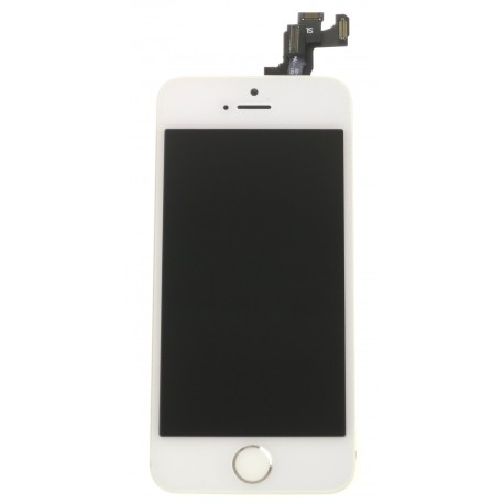 Apple iPhone SE LCD + touch screen + small parts white - TianMa