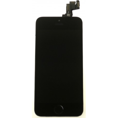 Apple iPhone 5S LCD displej + dotyková plocha + malé diely čierna - TianMa