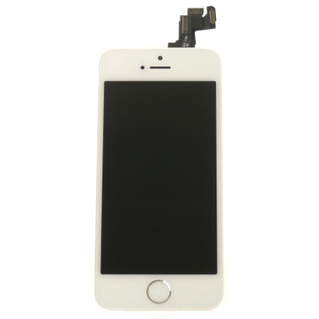 Apple iPhone 5S LCD + touch screen + small parts white - TianMa