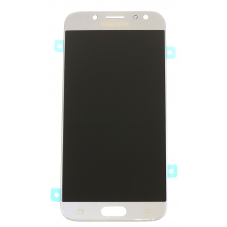 Samsung Galaxy J5 J530 (2017) LCD displej + dotyková plocha strieborná - originál
