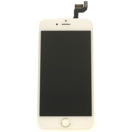 Apple iPhone 6s LCD displej + dotyková plocha + malé diely biela - TianMa