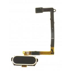 Samsung Galaxy S6 G920F - Flex homebutton černá