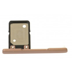 Sony Xperia XA1 G3121 - SIM holder pink - original