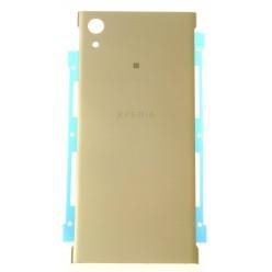 Sony Xperia XA1 G3121, XA1 Dual G3116 - Battery cover gold - original