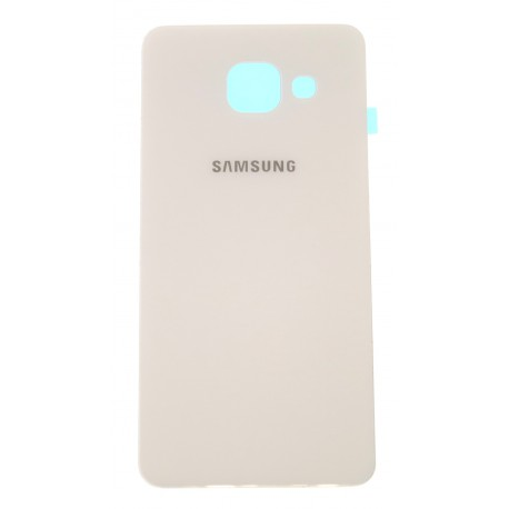 Samsung Galaxy A3 A310F (2016) Battery cover white