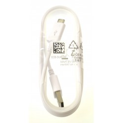 Samsung data cable ECB-DU4EWE micro USB white
