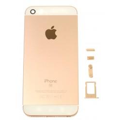 Apple iPhone SE kryt zadný ružová OEM