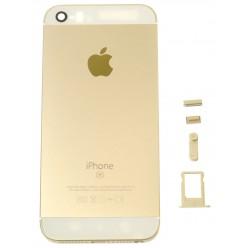 Apple iPhone SE kryt zadný zlatá OEM