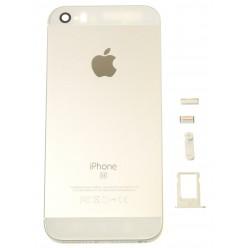Apple iPhone SE kryt zadný strieborná OEM