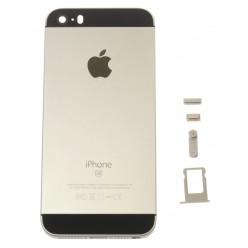 Apple iPhone SE kryt zadný čierna OEM