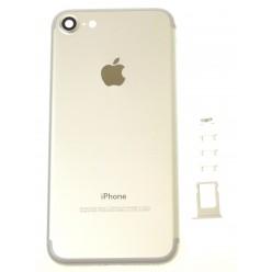 Apple iPhone 7 kryt zadný strieborná OEM