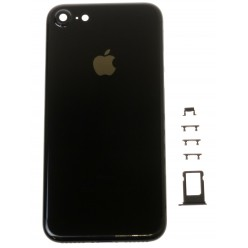Apple iPhone 7 kryt zadný jet black OEM