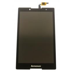 Lenovo Tab 3 850F - LCD displej + dotyková plocha černá