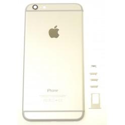 Apple iPhone 6 Plus kryt zadný strieborná OEM