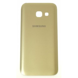 Samsung Galaxy A3 (2017) A320F - Battery cover gold